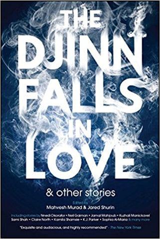 The Djinn Falls in Love and Other Stories by Neil Gaiman