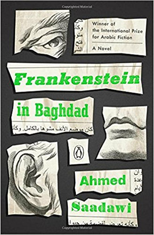 Frankenstein in Baghdad: A Novel by Ahmed Saadawi