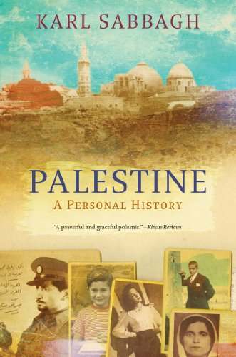 Palestine: History of a Lost Nation by Karl Sabbagh
