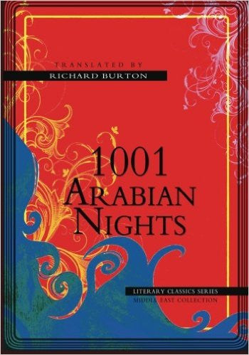 1001 Arabian Nights by Anonymous