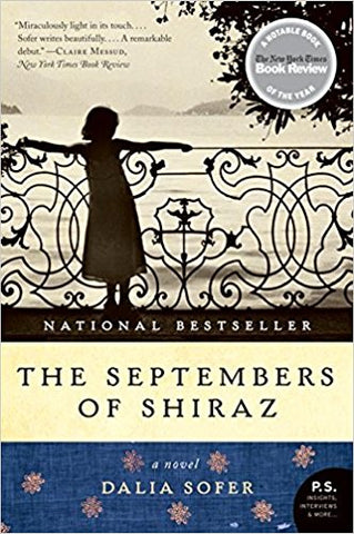 Septembers of Shiraz by Dalia Sofer