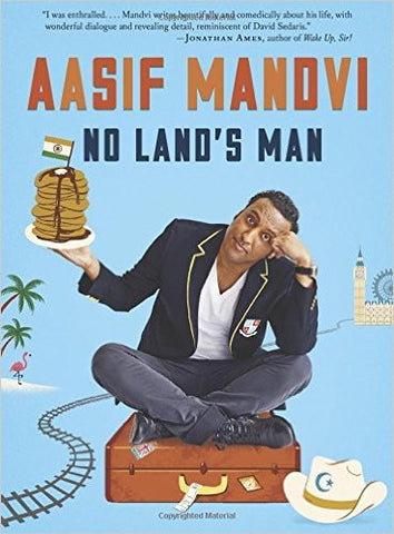No Land's Man by Aasif Mandiv
