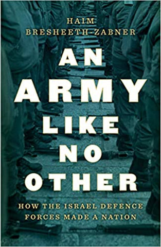 An Army Like No Other by Haim Bresheeth-Zabner