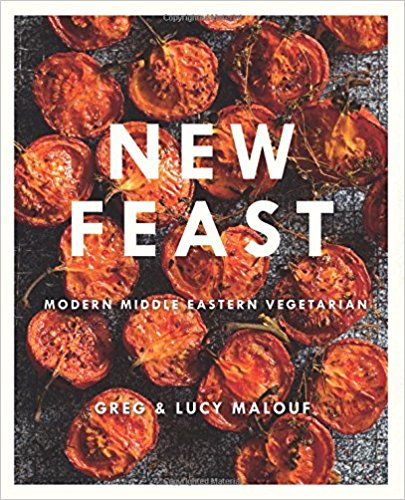 New Feast: Modern Middle Eastern Vegetarian by Greg and Lucy Malouf