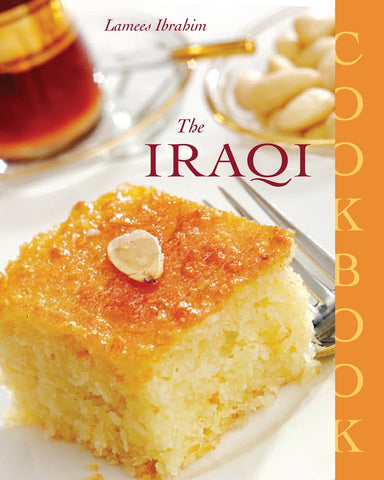 The Iraqi Cookbook by Lamees Ibrahim