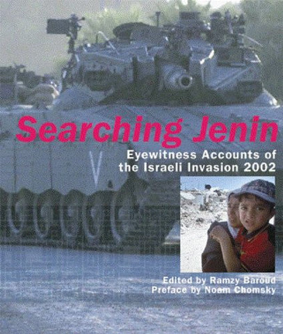 Searching Jenin by Ramzy Baroud