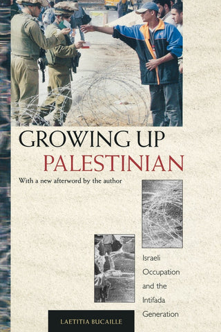 Growing Up Palestinian: Israeli Occupation and the Intifada Generation by Laetitia Bucaille