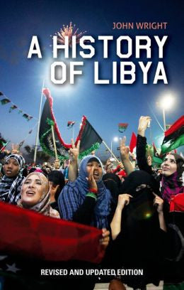 A History of Libya by John Wright