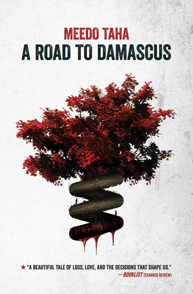 A Road to Damascus by Meedo Taha