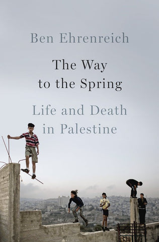 The Way to the Spring: Life and Death in Palestine by Ben Ehrenreich