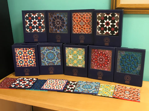 Coasters and Trivets (Mosaic Homeware)