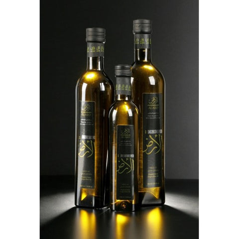Al 'Ard Extra Virgin Olive Oil - Organic (250, 500, & 750 ml)