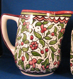 Cream Pitcher (Medium)