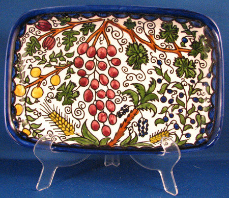 Rectangle Dish (5.5in x 8in, 14cm x 20cm)