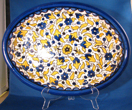 Oval Dish (12in, 30cm)