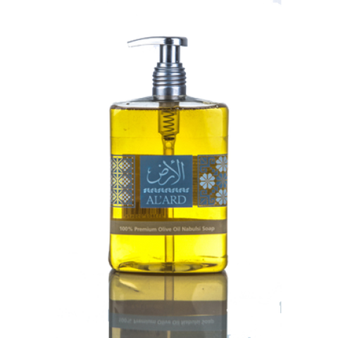 Al 'Ard Olive Oil Liquid Soap