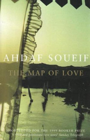 The Map of Love: A Novel by Ahdaf Soueif