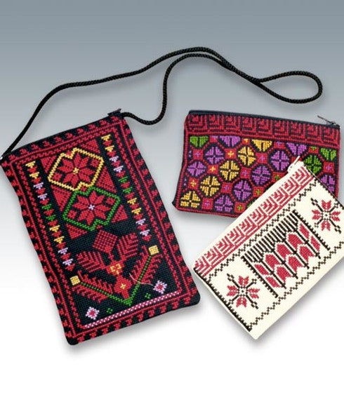 Palestinian Embroidered Phone Case