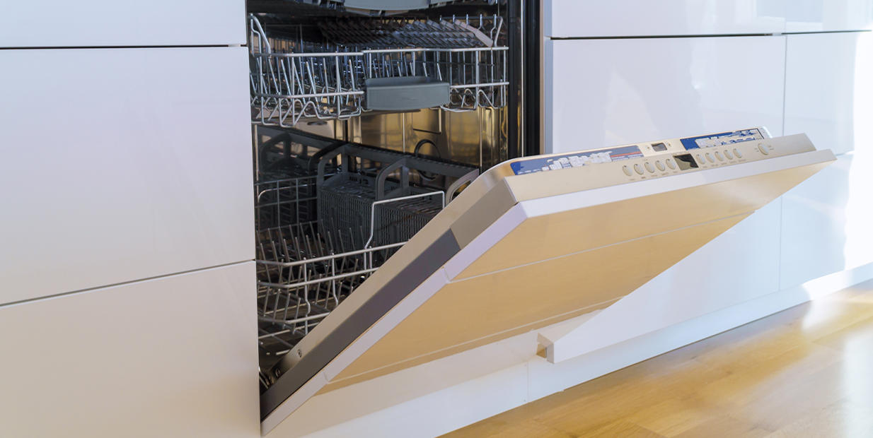 easy clean in the dishwasher