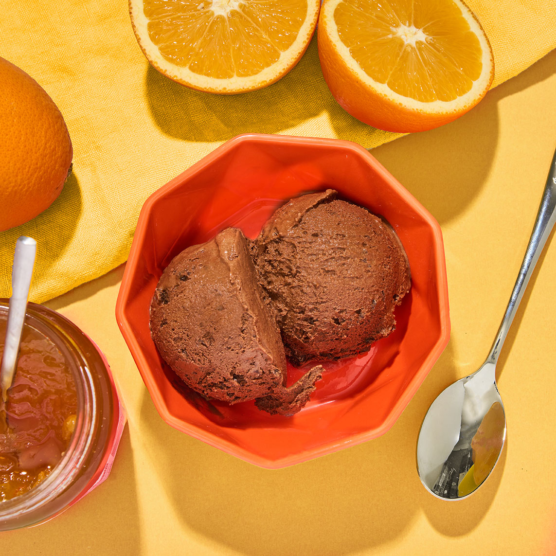 Bliss Maker™ Chocolate Orange Ice Cream