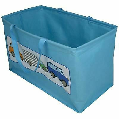 JVL BLUE CARS STORAGE BAG