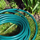 KINGFISHER 30M REINFORCED HOSE + SPRAY NOZZLE SET
