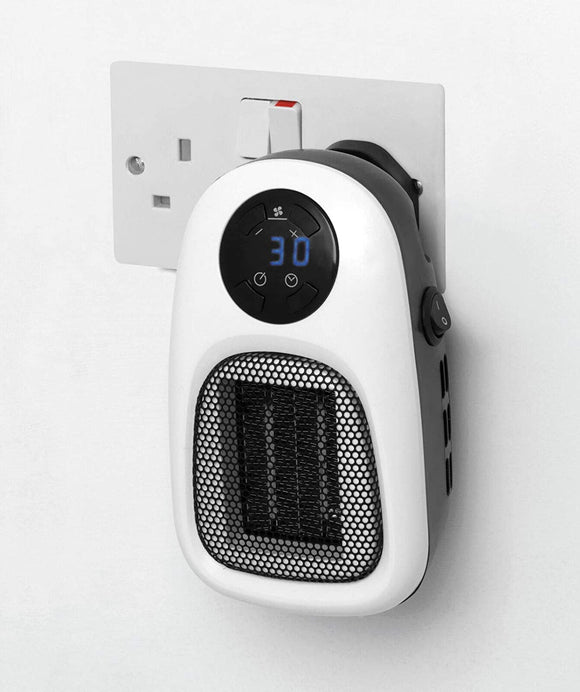 BELDRAY 500W MINI PLUG IN HEATER