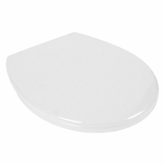 BLUE CANYON WHITE CAMBRIDGE SOFT CLOSE TOILET SEAT