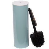 BLUE CANYON NATURA TOILET BRUSH & HOLDER