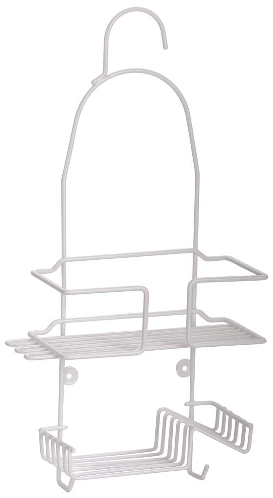 BLUE CANYON WHITE HANDING BATH SHOWER CADDY
