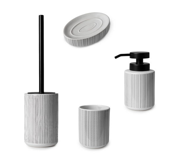 BLUE CANYON TURIN BATHROOM ACCESSORY RANGE