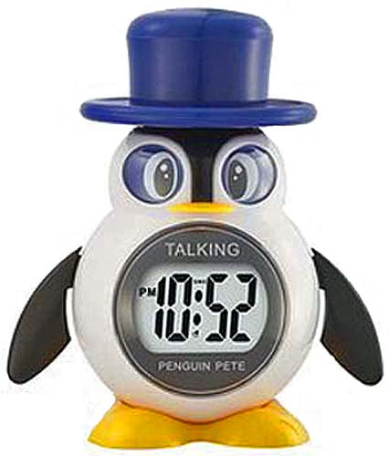 NOVELTY PENGUIN DIGITAL ALARM CLOCK