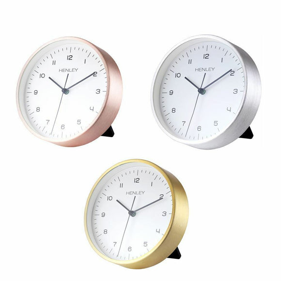 HENLEY 15CM WALL / TABLE CLOCK