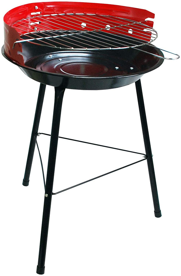 KINGFISHER RED 14 INCH BARBECUE