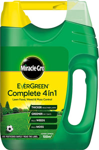 3.5KG MIRACLE GRO EVERGREEN COMPLETE 4-IN-1 LAWN FOOD