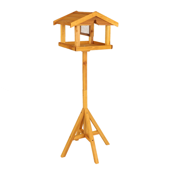 NATURE'S MARET PREMIUM BIRD TABLE WITH BUILT IN FEEDER