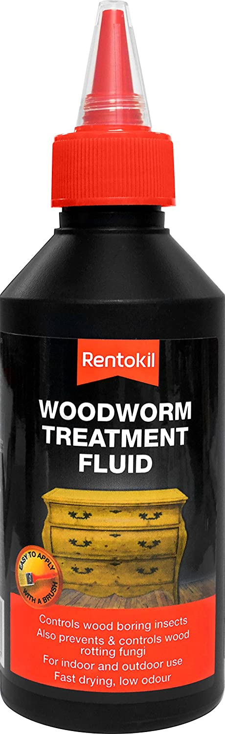 RENTOKIL WOODWORM TREATMENT FLUID