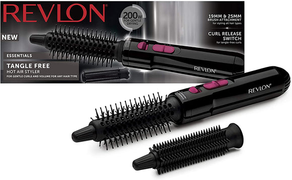 REVLON HOT BRUSH AIR STYLER