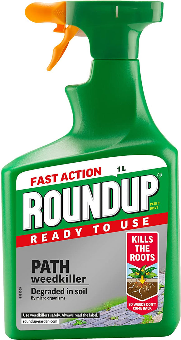 ROUNDUP PATH WEEDKILLER SPRAY 1.2L