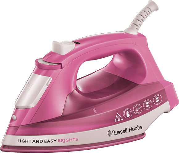 RUSSELL HOBBS LIGHT AND EASY BRIGHTS ROSE