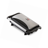 TOWER STAINLESS STEEL NON-STICK MINI PANINI PRESS & GRILL