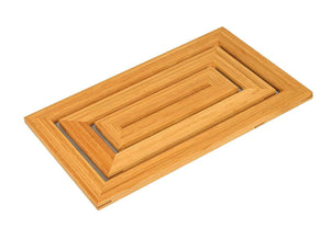 BLUE CANYON MAIZE BAMBOO WOODEN DUCK BOARD