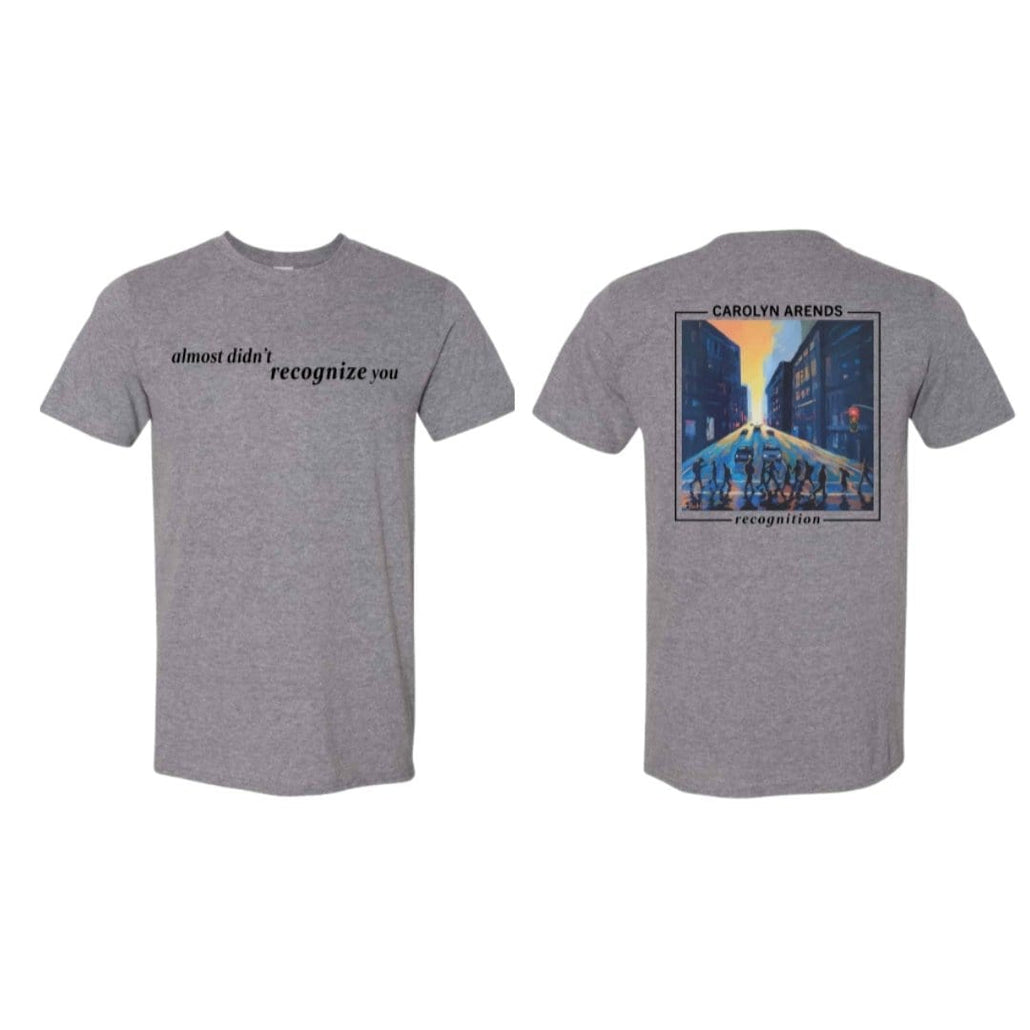 RECOGNITION (Almost Didn't Recognize You) Full-Colour T-Shirt