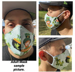 Looney Tunes Adult Face Mask