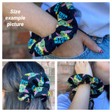 Beauty and the Beast Scrunchie