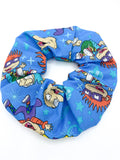 Oversized Rugrats Scrunchie Rugrats Hair TIe