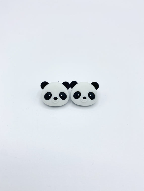 Panda earrings Panda Gift