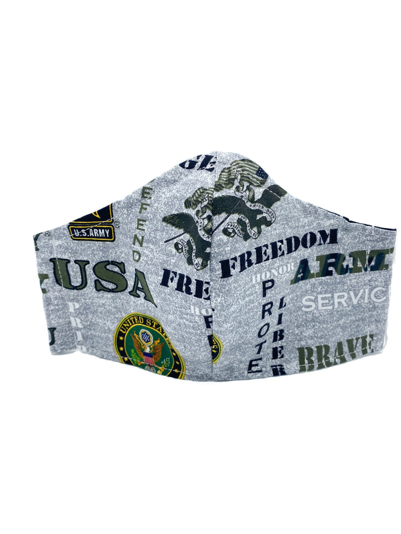 United States Army Adult Face Mask U.S. Army Adult Face Mask