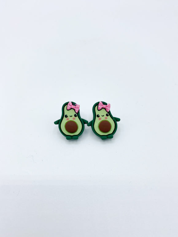 Avocado earrings Avocado gift