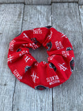 Houston Rockets Scrunchie Houston Rockers Hair Tie Gift